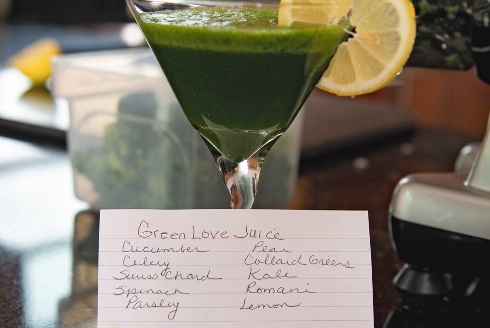Green Love Juice